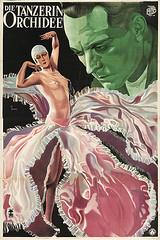 The Orchid Dancer (1928) (Susanlenox) Tags: ballet music woman film movie poster dance director msica plakat muisk theorchiddancer