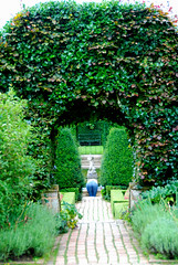 Getting to the Bottom of Things at Hidcote Manor Garden! (antonychammond) Tags: new uk england photo topiary britain path gloucestershire hedge archway tp borders hidcotemanorgarden supershot experession saveearth landscapedreams pathscaminhos flickrlovers micarttttworldphotographyawards newphotodistillery