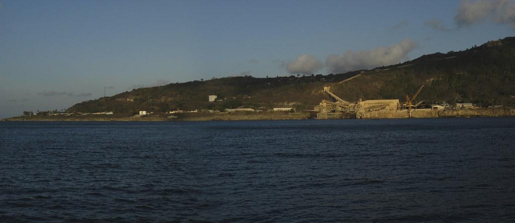 Christmas Island. Settlement