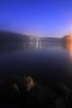 Fog Creeps In (Jon Asay 찰칵) Tags: park fog night oregon river portland nikon long exposure 1855mm willamette f40 oregoncity 밤 공원 미쿡 clackamette 강 니콘 포틀랜드 오레곤