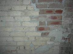 Clumpy mortar