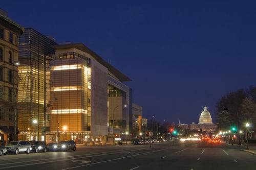 New York Newseum by Polshek Partnership Architects