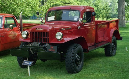 1954 dodge power wagon. 1954 Dodge Power Wagon pickup
