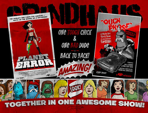 grindhaus doublebill
