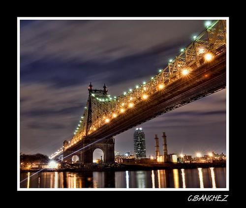 QueensBoro Bridge NY (HDR)