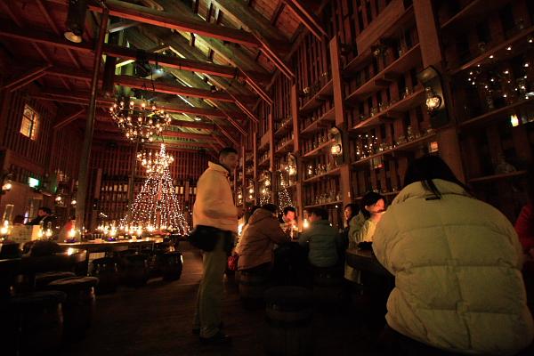 2009北海道-D3-3-歐風煤油燈咖啡_02.JPG