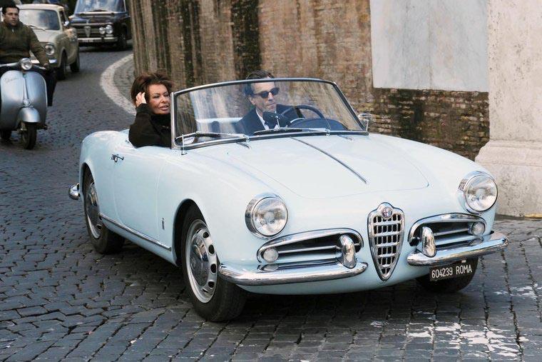Vintage Alpha Romeo 54