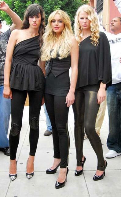 Lindsay Lohan!! by crismassoli2009