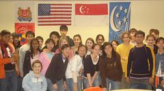 2007 Singapore Visits the U.S.