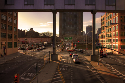 Brooklyn Bridge, Sands Street Entrance