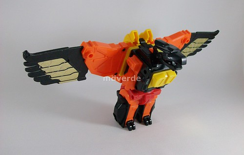 Transformers Divebomb G1 - modo alterno (by mdverde)
