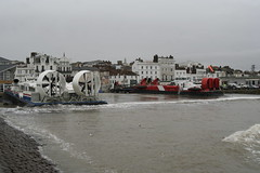 hovercraft (rydehover) Tags: hovercraft canadiancoastguard bht130 hovertravel ap188