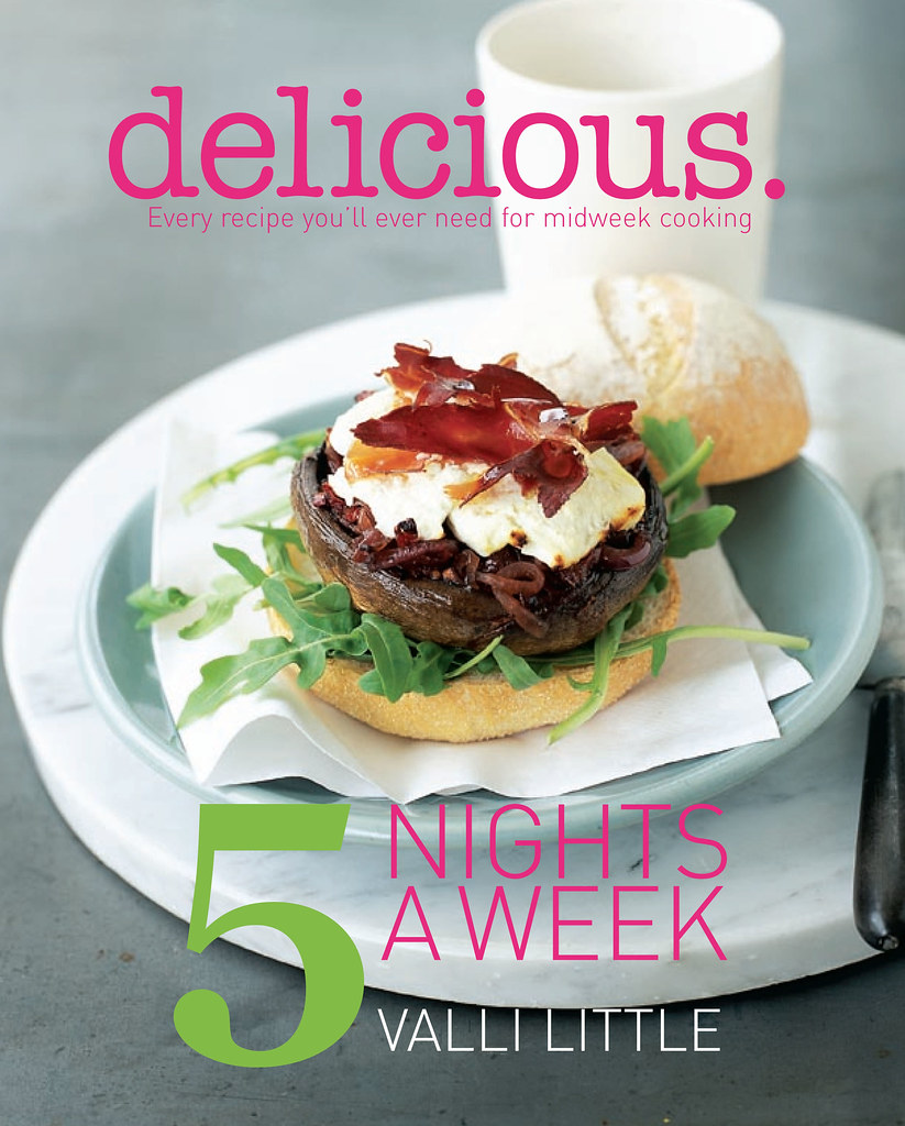 Delicous. 5 Nights a Week - ISBN 9781844007035