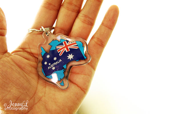 PROJ. 365: Australia in my Hand