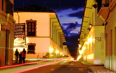 The White City (Carlos Andrs Rivera) Tags: pictures city trip travel vacation white color tourism beautiful beauty architecture night america wonderful de geotagged photography photo colombia south great carlos olympus best sp fotos sur andres rivera calderon 565 mejores uz popayan carlosrivera carlosarivera