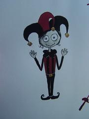 jester (lucky billie 84) Tags: jester drawing crayolas