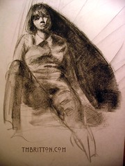 Charcoal Figure Drawing 042009-3