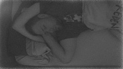 (video) Sleep Experiment Pt. I (PhyreWorX) Tags: sleeping people white selfportrait man black night canon dark movie person timelapse video haze long exposure alone purple image nacht sleep slumber being tripod dream experiment hossegor lifeguard images menschen iso pillow decke human firmware dreams sheet hackers mann hd kit persons hack noise schlafen sequence schwarzweiss development belichtung beings dunkel sensor manfrotto personen kissen mensch schlaf trume rauschen traum langzeit alein s3is zeitraffer chdk 055xprob phyrephox phyreworx tobiashoffmann