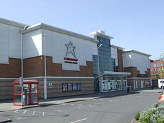 Cineworld Burton on Trent