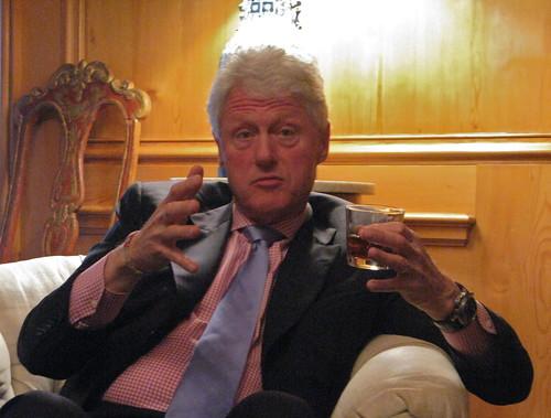 Receiving Bill Clinton by jurvetson, on Flickr
