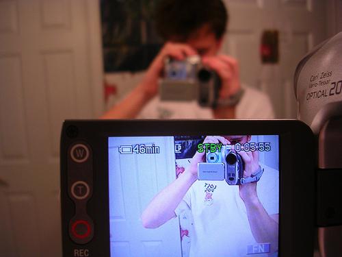 essay on cameras