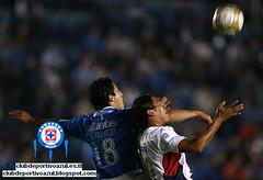 Cesar Villaluz (ClubDeportivoAzul) Tags: fútbol atlante cruzazul cesarvillaluz