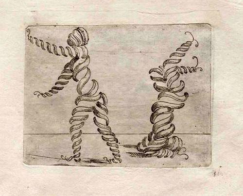 013-Bizzarie di varie figure de Braccelli 1624
