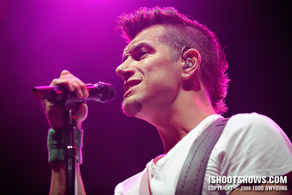 Concert photos: 311 @ VWA -- 2009.07.07