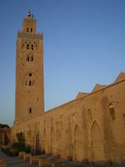 (Mohamed Amarochan) Tags: minaret mosque morocco maroc marrakech koutoubia