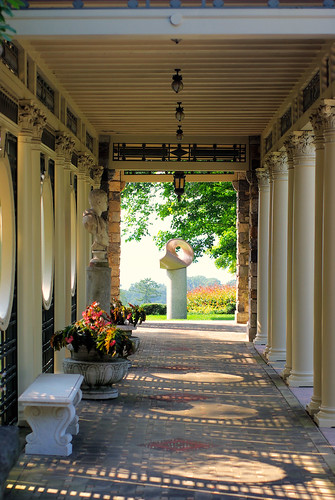 Kykuit - The Rockefeller Estate by Nick Harris1