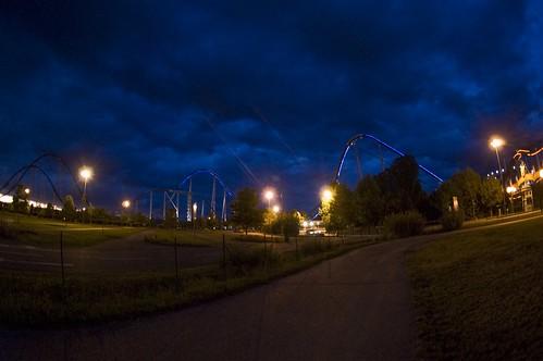 Silverstar by Night