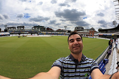 Me at Lord's