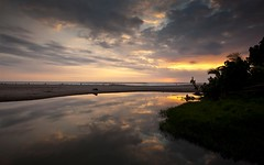 La'Luciola beach, Bali (jeffiebrown) Tags: sunset bali dusk hunting jeffiebrown laluciolabeach