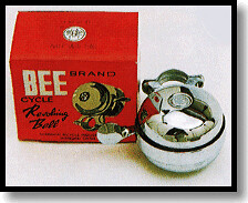 Bee Brand Revolving Cycle Bell