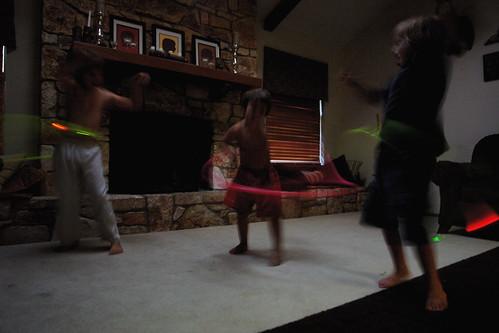 Living Room Rave