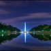 Reflections upon the Washington Monument