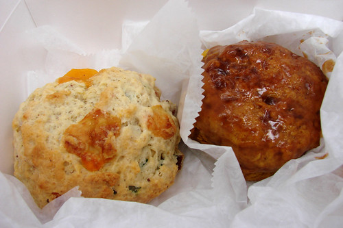Scones from Alice's Teacup