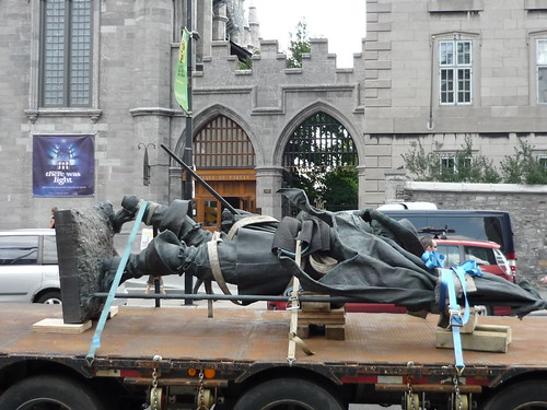 Statue Restoration in Montreal