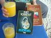 Alcohol and paperbacks (Nudar) Tags: mefi10