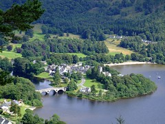 Kenmore (nz_willowherb) Tags: see scotland tour hill perthshire visit tay loch kenmore drummond to go