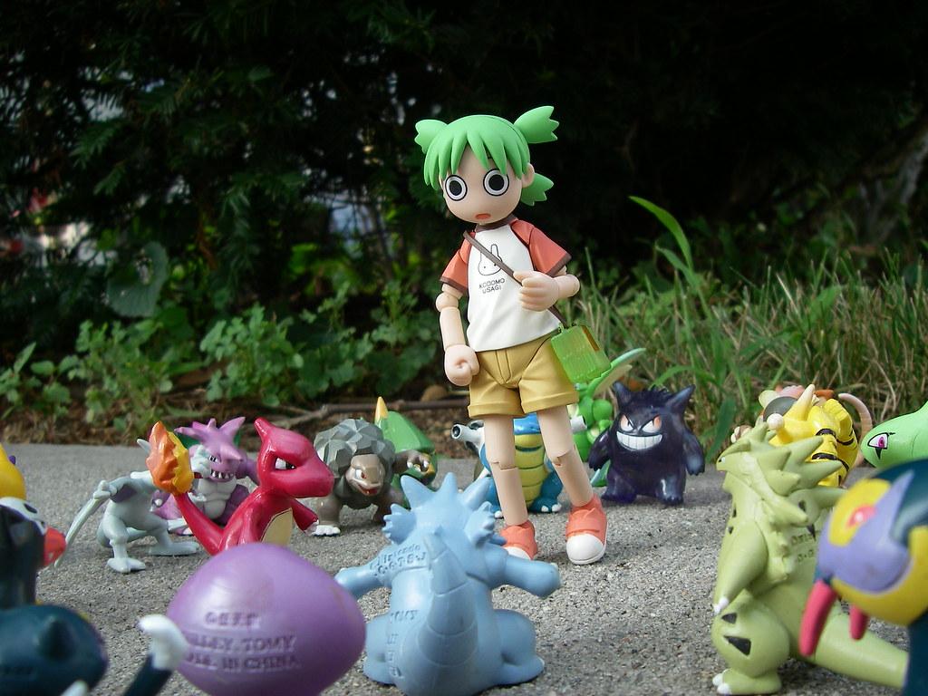 Pokemon Path