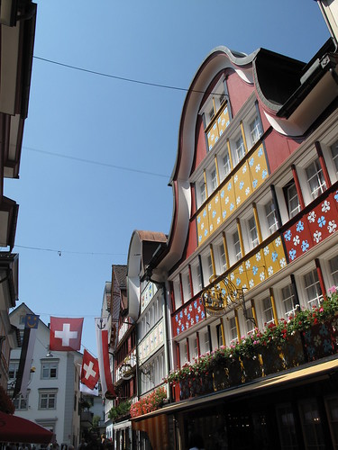 Appenzell, Switzerland