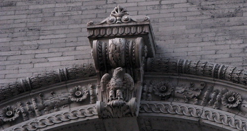 IRT Powerhouse Arch Detail