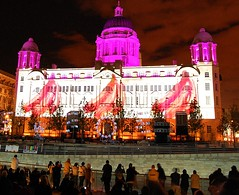 Art On The Waterfront SET (12) (ihughes22) Tags: illuminations threegraces cunard pierhead walktheplank cunardbuilding artonthewaterfront liverpoolwaterfront liverpookdocks illuminocity