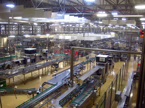 Canning/Bottling Factory