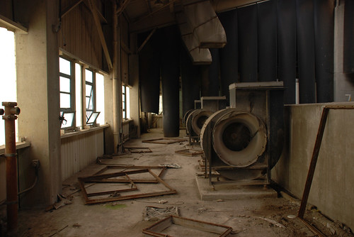 Abandoned Ventilation