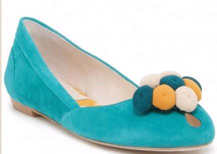 Hoss Intropia Turquoise