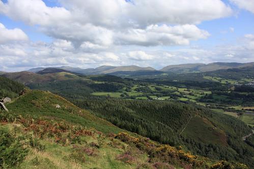 View from New Precipice walk