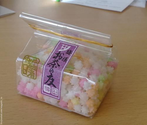 金米糖 こんぺいとう kompeitō японские