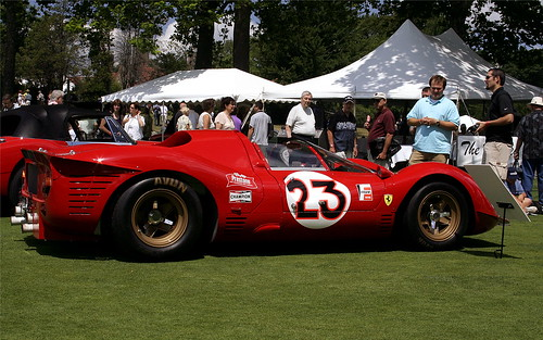 ferrari 330 p3 4. 1967 Ferrari 330 P3-4